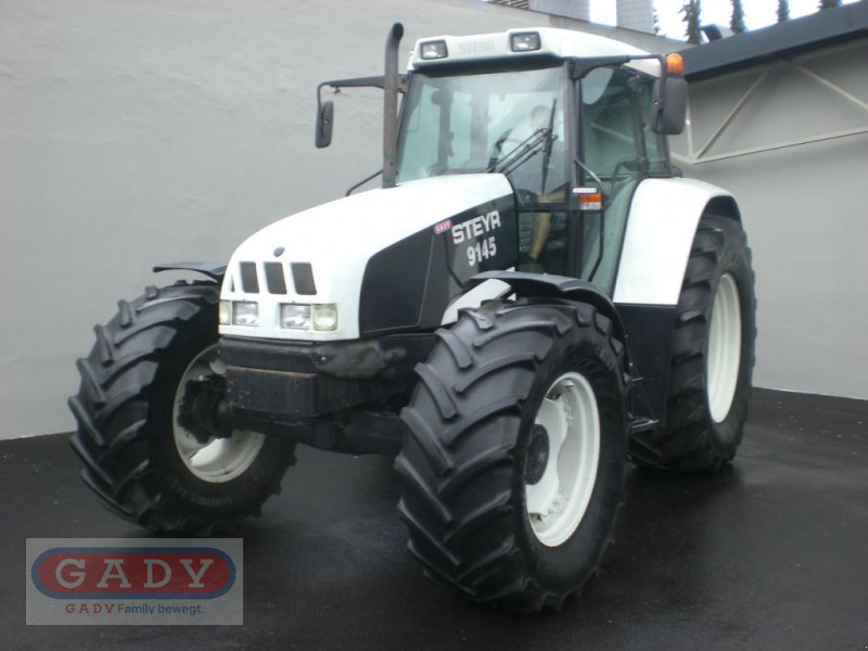 Traktor typu Steyr 9145 A Basis, Gebrauchtmaschine w Lebring (Zdjęcie 1)