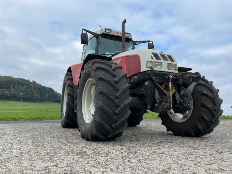 Traktor des Typs Steyr 9145 ( CS 150), Gebrauchtmaschine in Steinau  (Bild 1)