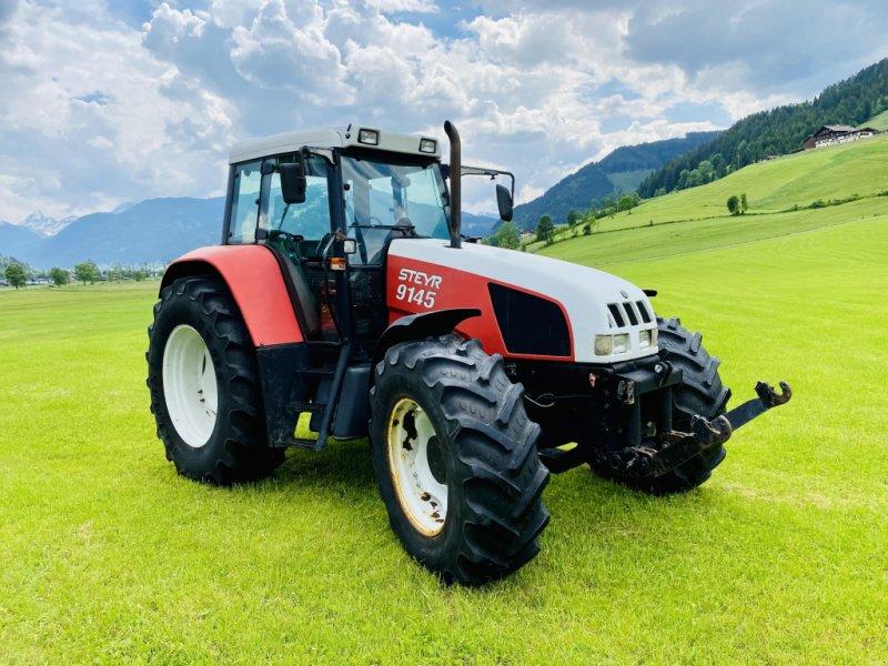 Traktor a típus Steyr 9145, Gebrauchtmaschine ekkor: Bischofshofen (Kép 1)
