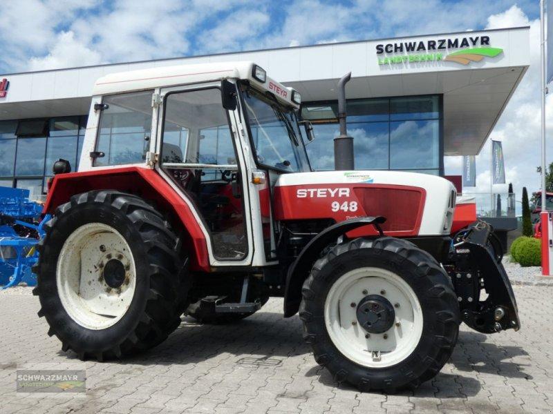 Traktor a típus Steyr 948 A T, Gebrauchtmaschine ekkor: Aurolzmünster (Kép 1)