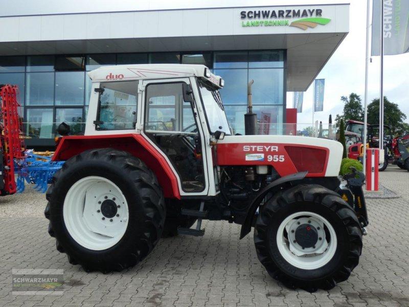 Traktor типа Steyr 955 A, Gebrauchtmaschine в Aurolzmünster (Фотография 1)