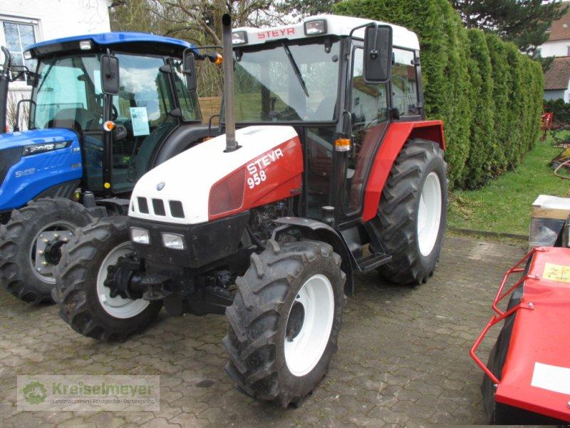 Traktor типа Steyr 958 A, Gebrauchtmaschine в Feuchtwangen (Фотография 1)