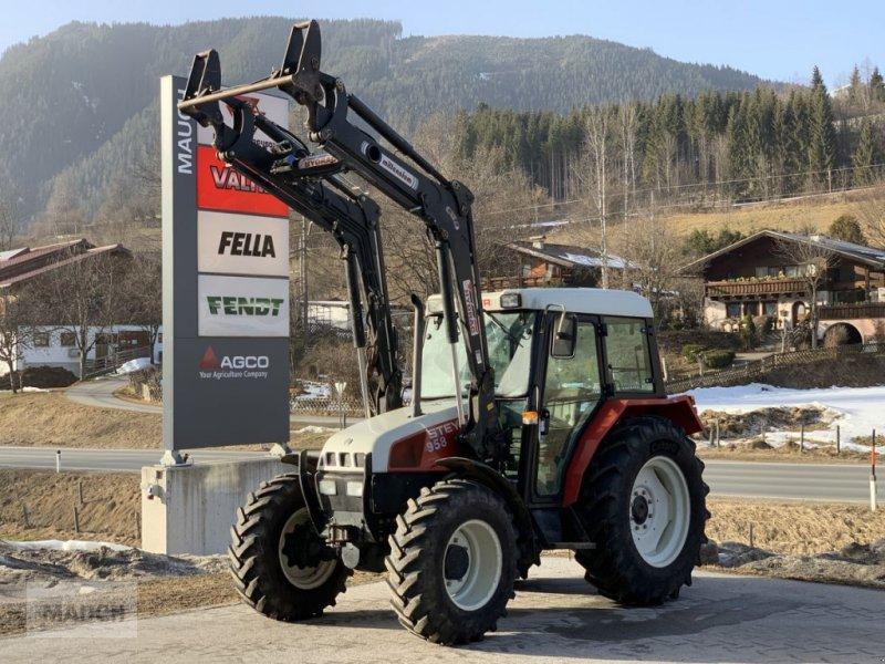 Traktor des Typs Steyr 958 + Hydrac FL, Gebrauchtmaschine in Eben (Bild 1)
