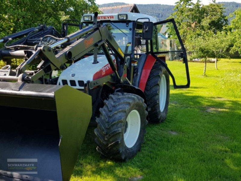 Traktor типа Steyr 958 M A, Gebrauchtmaschine в Aurolzmünster (Фотография 1)