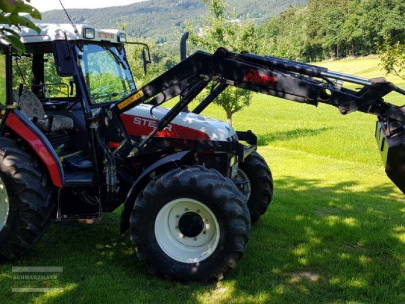 Traktor типа Steyr 958 M A, Gebrauchtmaschine в Aurolzmünster (Фотография 3)