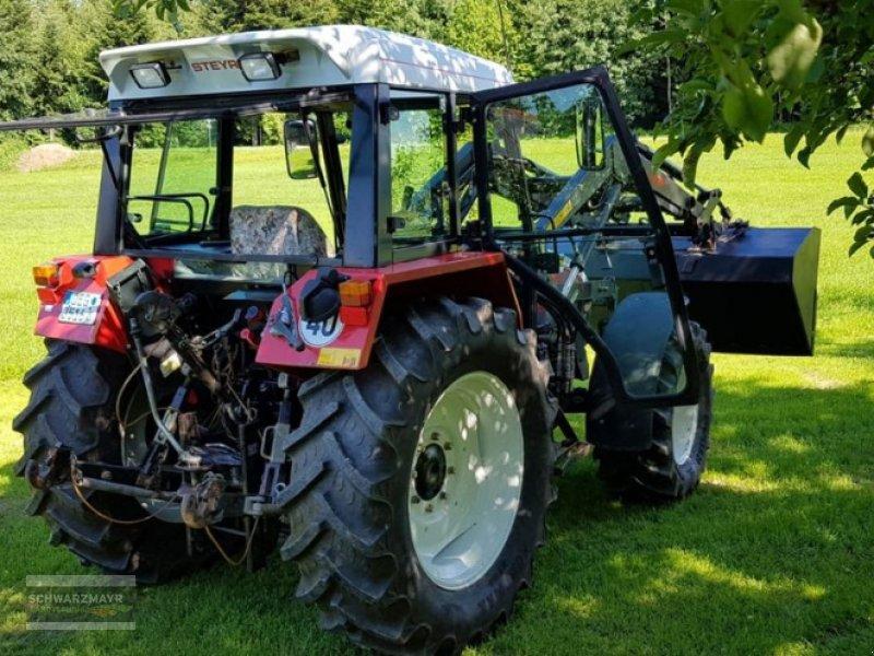 Traktor типа Steyr 958 M A, Gebrauchtmaschine в Aurolzmünster (Фотография 15)