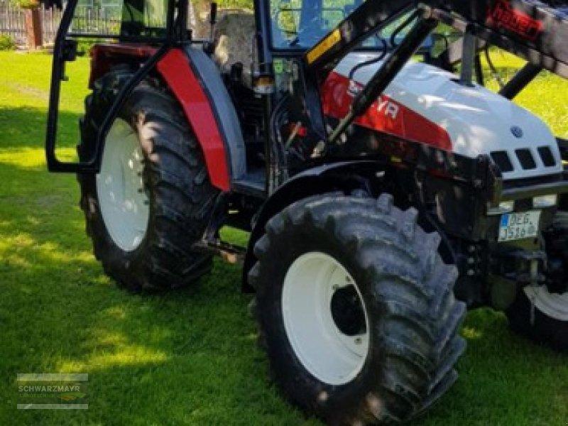 Traktor типа Steyr 958 M A, Gebrauchtmaschine в Aurolzmünster (Фотография 14)