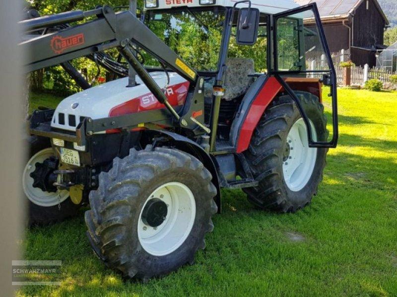 Traktor типа Steyr 958 M A, Gebrauchtmaschine в Aurolzmünster (Фотография 17)