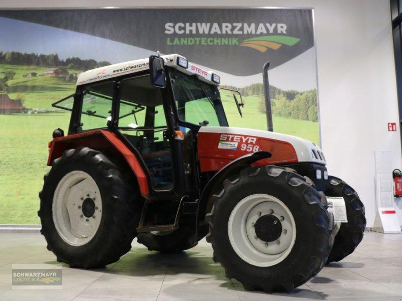 Traktor des Typs Steyr 958 M A, Gebrauchtmaschine in Gampern (Bild 1)