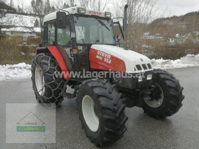 Traktor typu Steyr 958, Gebrauchtmaschine v Göstling (Obrázok 1)