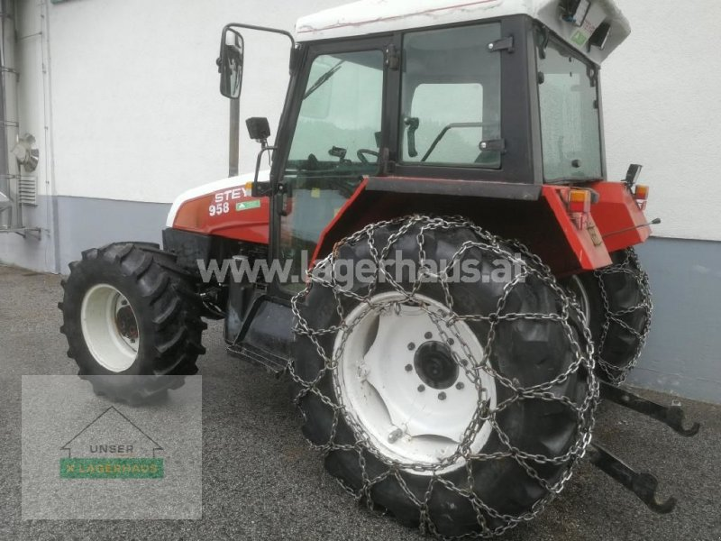 Traktor typu Steyr 958, Gebrauchtmaschine v Göstling (Obrázok 6)