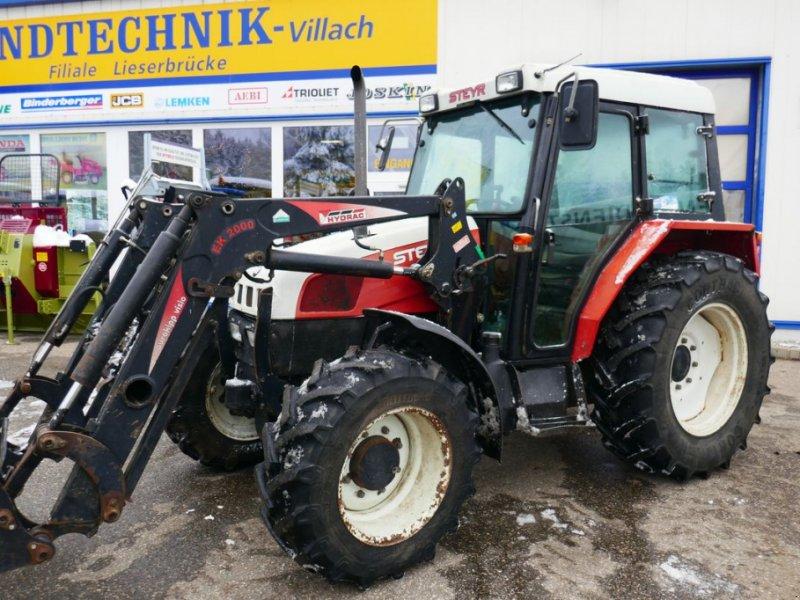 Traktor des Typs Steyr 963 M, Gebrauchtmaschine in Villach (Bild 1)