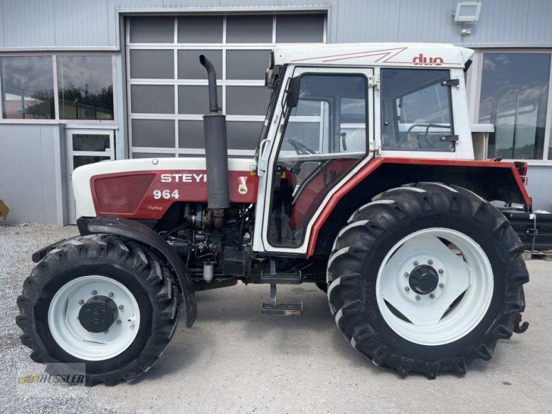 Traktor des Typs Steyr 964 A T, Gebrauchtmaschine in Söding- Sankt. Johann (Bild 1)