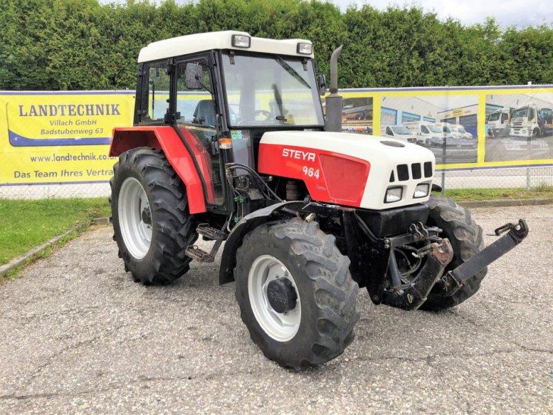 Traktor des Typs Steyr 964 A T, Gebrauchtmaschine in Villach (Bild 1)