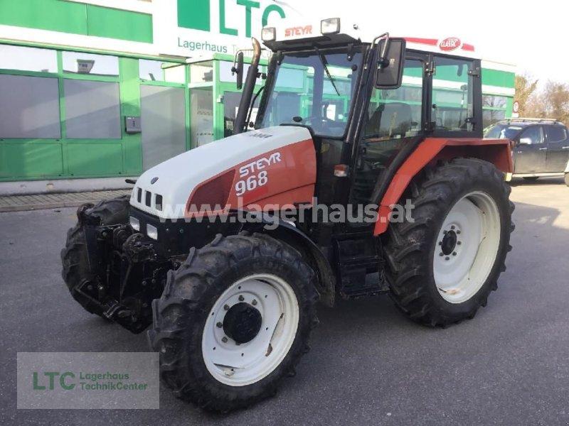 Traktor des Typs Steyr 968 A, Gebrauchtmaschine in Kalsdorf (Bild 1)