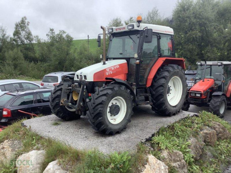 Traktor des Typs Steyr 968 M A Basis, Gebrauchtmaschine in Westendorf (Bild 1)