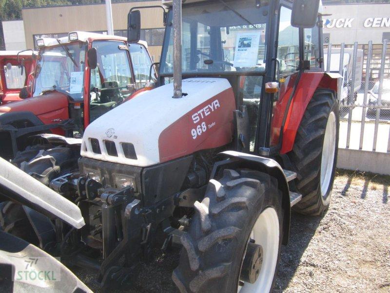 Traktor des Typs Steyr 968 M A Komfort, Gebrauchtmaschine in Pfaffenhofen/Telfs (Bild 1)