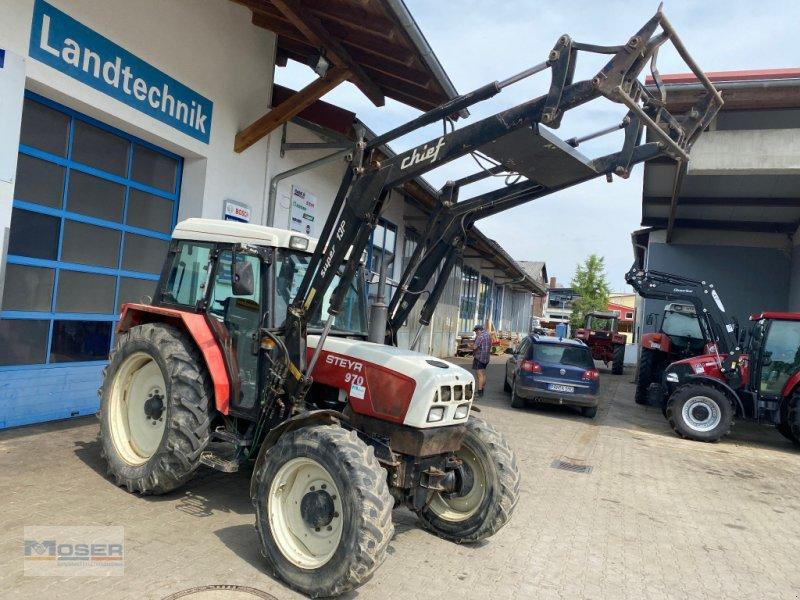 Traktor a típus Steyr 970, Gebrauchtmaschine ekkor: Massing (Kép 1)