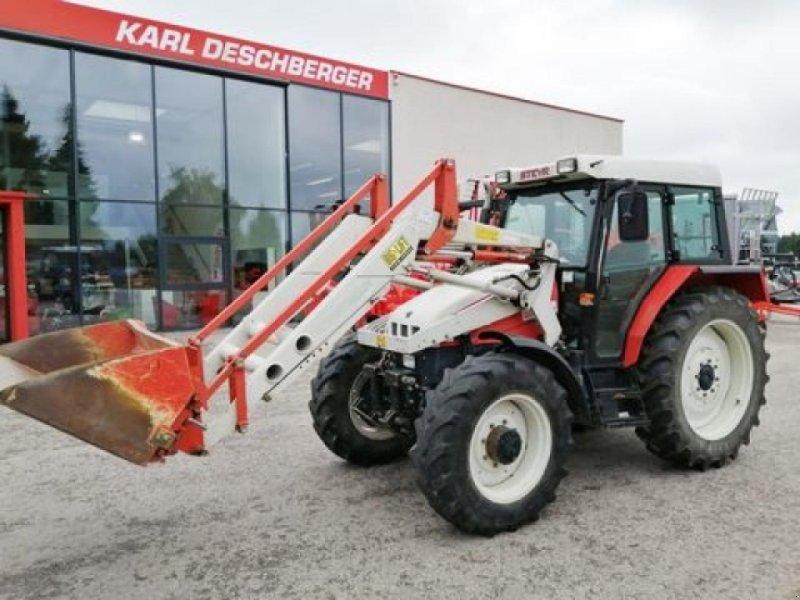 Traktor типа Steyr 975 m a profi, Gebrauchtmaschine в SANKT MARIENKIRCHEN BEI SCHÄRDING (Фотография 1)