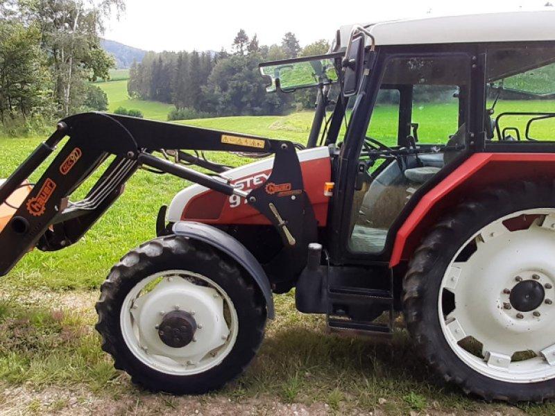Traktor typu Steyr 975 M, Gebrauchtmaschine w Zwettl (Zdjęcie 1)