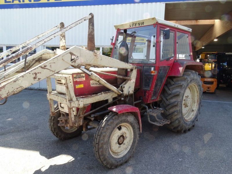 Traktor a típus Steyr 988, Gebrauchtmaschine ekkor: Burgkirchen (Kép 1)
