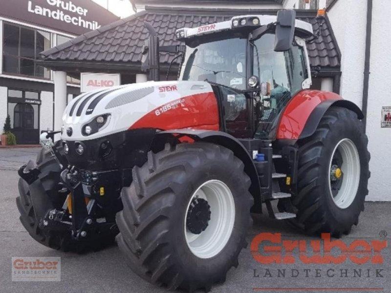 Traktor des Typs Steyr Absolut CVT 6185, Neumaschine in Ampfing (Bild 1)