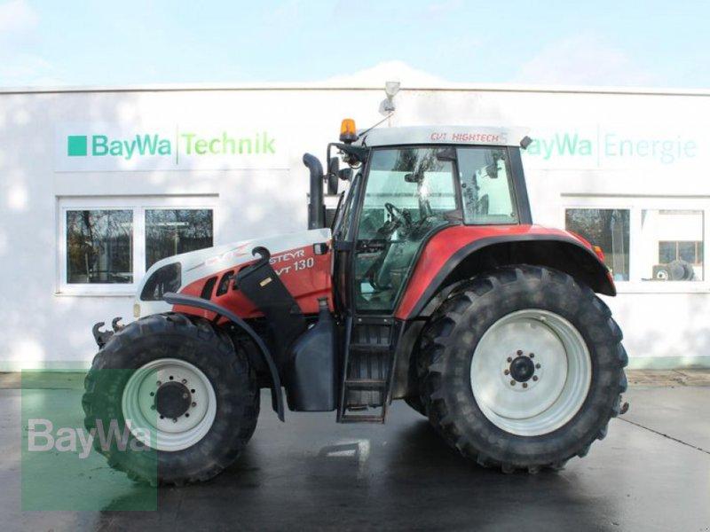 Traktor des Typs Steyr CVT 130, Gebrauchtmaschine in Straubing (Bild 1)