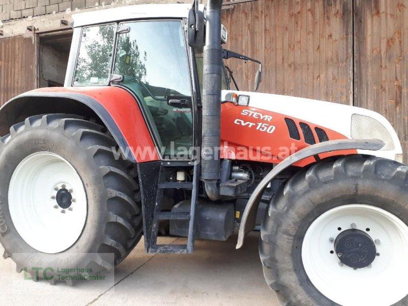 Traktor des Typs Steyr CVT 150 PRIVATVK, Gebrauchtmaschine in Korneuburg (Bild 1)