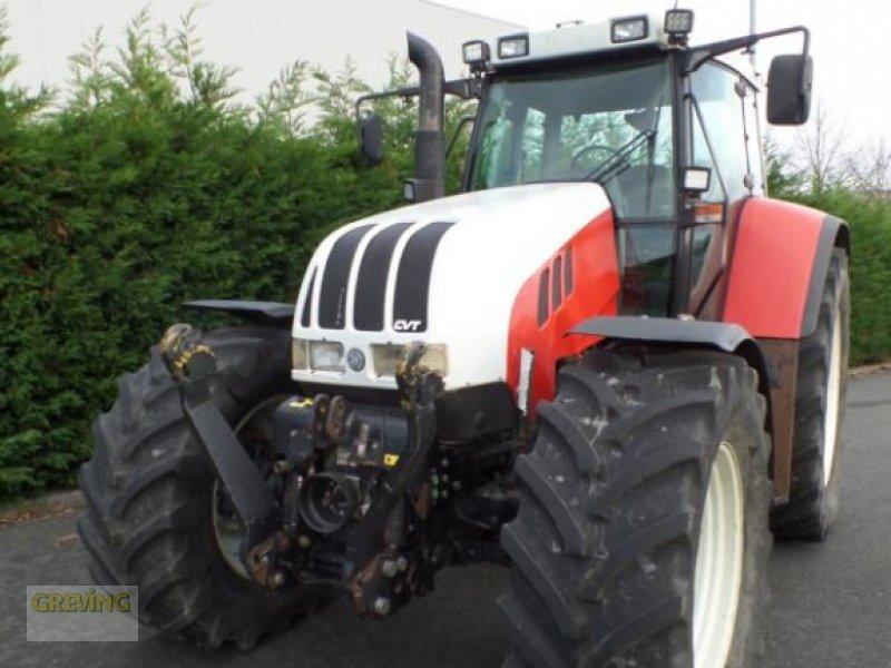 Traktor типа Steyr CVT 150, Gebrauchtmaschine в Werne (Фотография 1)
