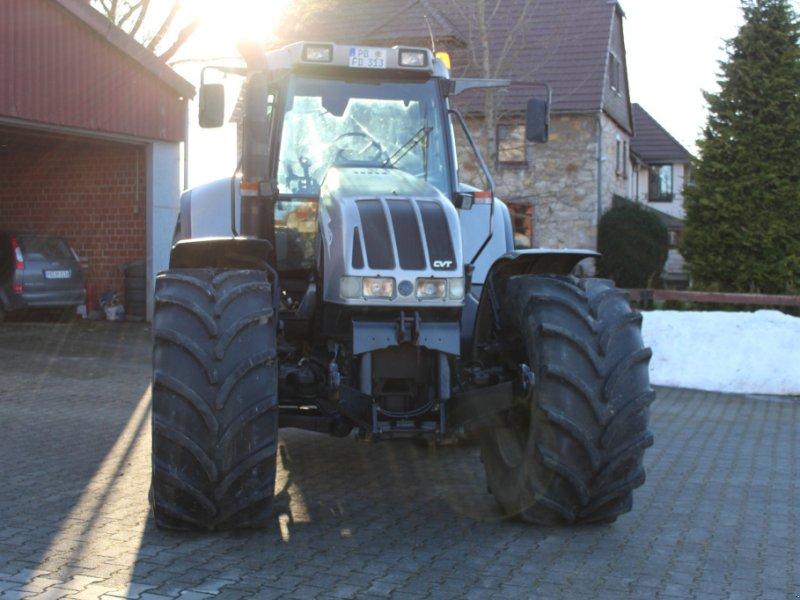 Traktor des Typs Steyr CVT 170 Exclusiv, Gebrauchtmaschine in Bad Wünnenberg (Bild 1)