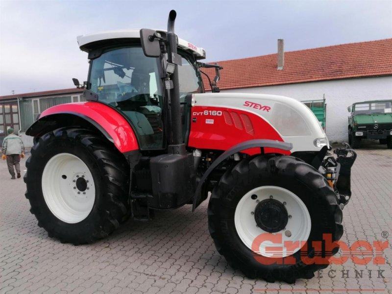 Traktor des Typs Steyr CVT 6160, Gebrauchtmaschine in Ampfing (Bild 1)