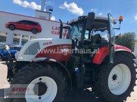 """Steyr CVT 6165 """" PROFI"""" VORFÜHRER Traktor"""