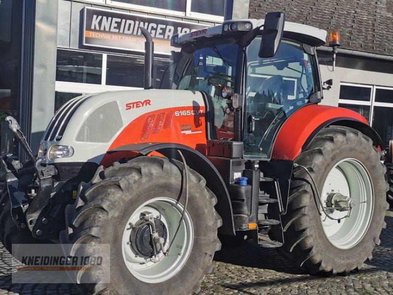 Traktor des Typs Steyr Cvt 6165, Vorführmaschine in Altenfelden (Bild 1)
