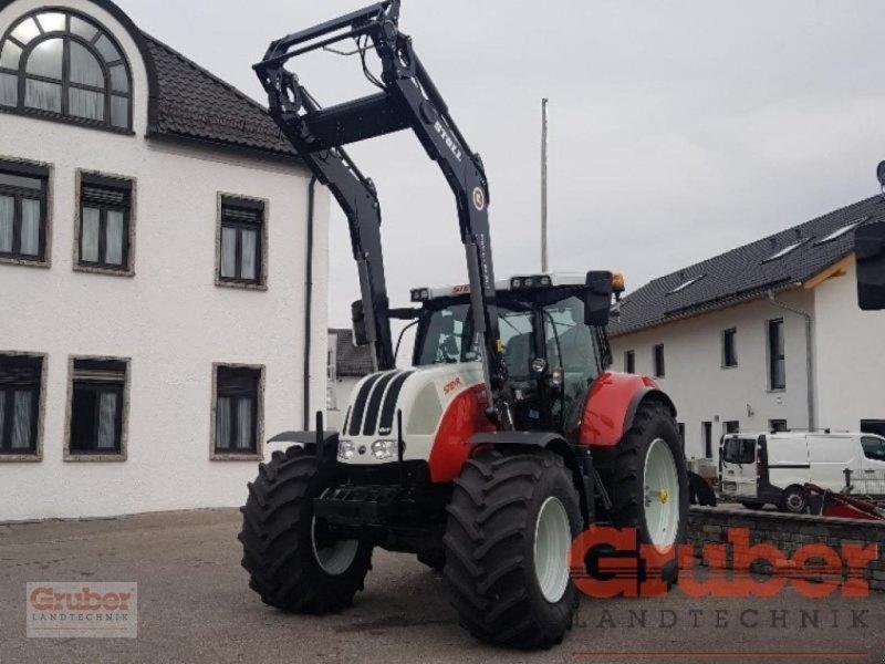 Traktor a típus Steyr CVT 6175, Neumaschine ekkor: Ampfing (Kép 1)