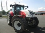 Traktor des Typs Steyr CVT 6180 in Wülfershausen