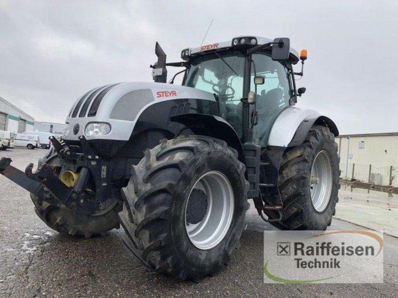 Traktor des Typs Steyr CVT 6180, Gebrauchtmaschine in Bad Oldesloe (Bild 1)