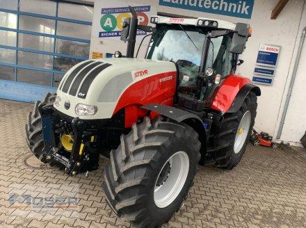 Traktor des Typs Steyr CVT 6185 Stufe V, Neumaschine in Massing (Bild 1)