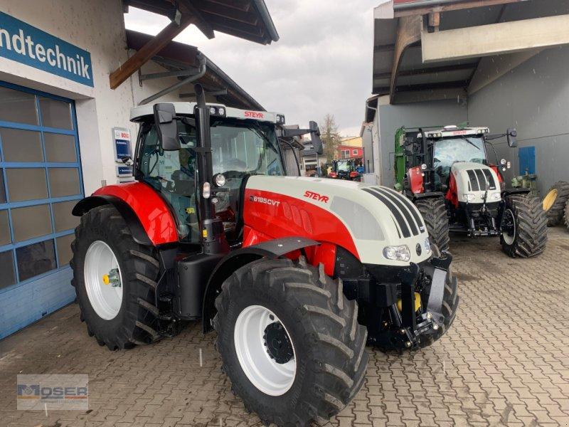 Traktor des Typs Steyr CVT 6185 Stufe V, Neumaschine in Massing (Bild 2)