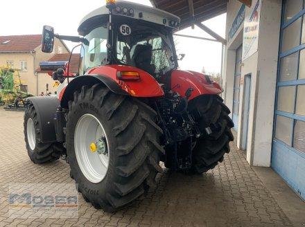 Traktor des Typs Steyr CVT 6185 Stufe V, Neumaschine in Massing (Bild 4)