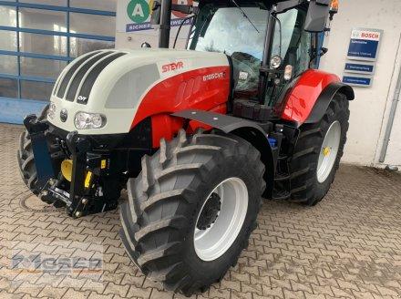 Traktor des Typs Steyr CVT 6185 Stufe V, Neumaschine in Massing (Bild 6)