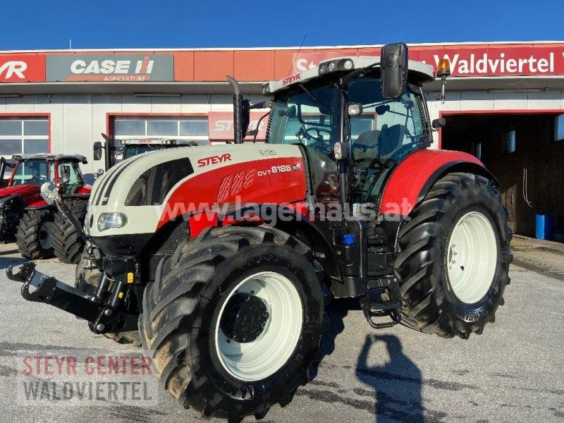 Traktor des Typs Steyr CVT 6185, Gebrauchtmaschine in Gmünd (Bild 1)