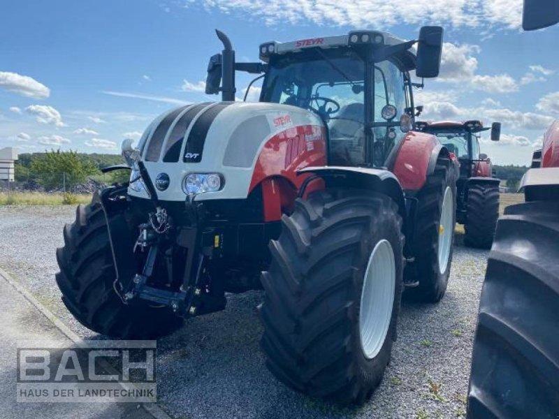 Traktor des Typs Steyr CVT 6185, Neumaschine in Boxberg-Seehof (Bild 1)