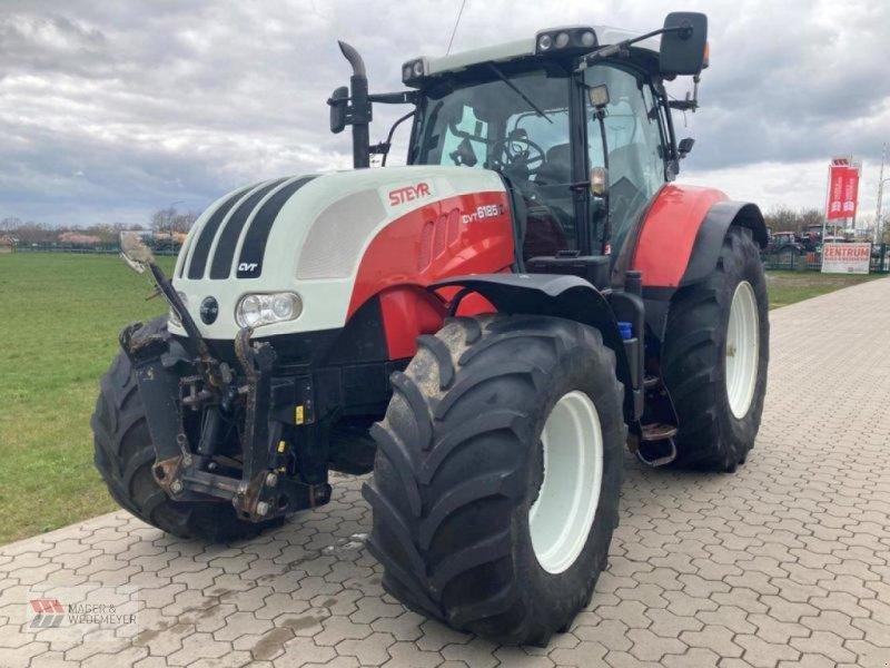 Traktor des Typs Steyr CVT 6185, Gebrauchtmaschine in Oyten (Bild 1)