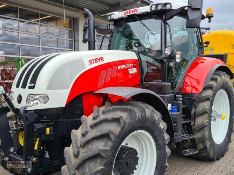 Traktor des Typs Steyr CVT 6185, Neumaschine in Groß-Umstadt (Bild 1)