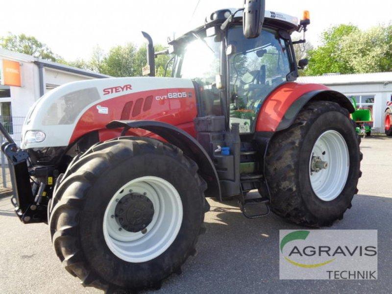 Traktor des Typs Steyr CVT 6205, Gebrauchtmaschine in Gyhum-Nartum (Bild 1)