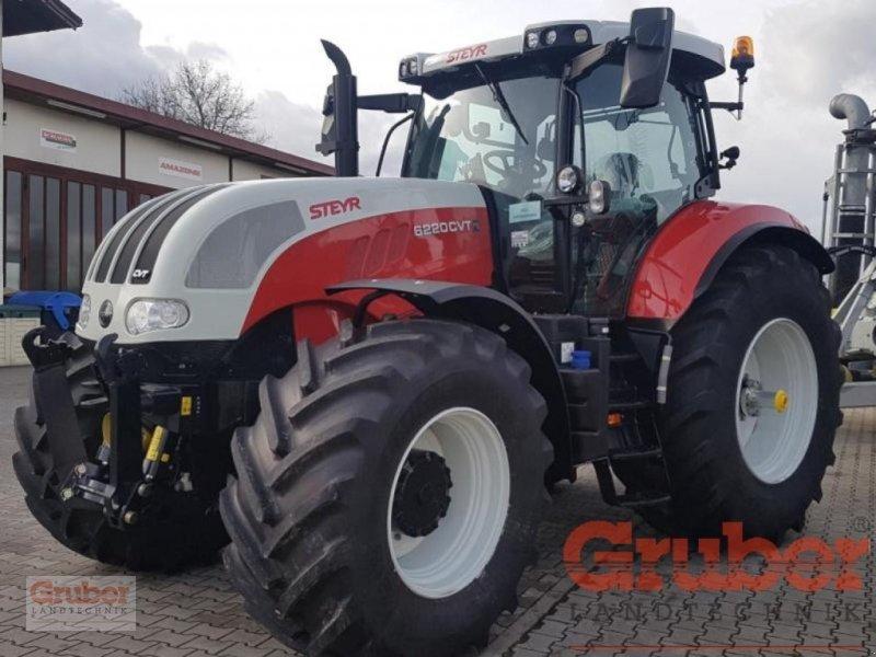 Traktor des Typs Steyr CVT 6220, Neumaschine in Ampfing (Bild 1)
