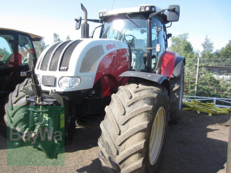 Traktor a típus Steyr CVT 6225, Gebrauchtmaschine ekkor: Großweitzschen  (Kép 1)