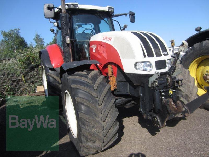 Traktor a típus Steyr CVT 6225, Gebrauchtmaschine ekkor: Großweitzschen  (Kép 2)