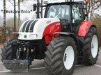 Traktor des Typs Steyr CVT 6230 Allrad in Bramsche