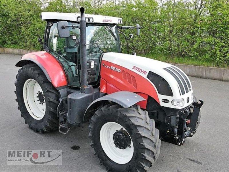 Traktor des Typs Steyr CVT 6230 PROFI, Gebrauchtmaschine in Daegeling (Bild 1)